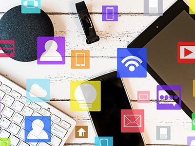 IoT事業のイメージ